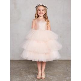 Børne kjole i flere farver 5791tip top