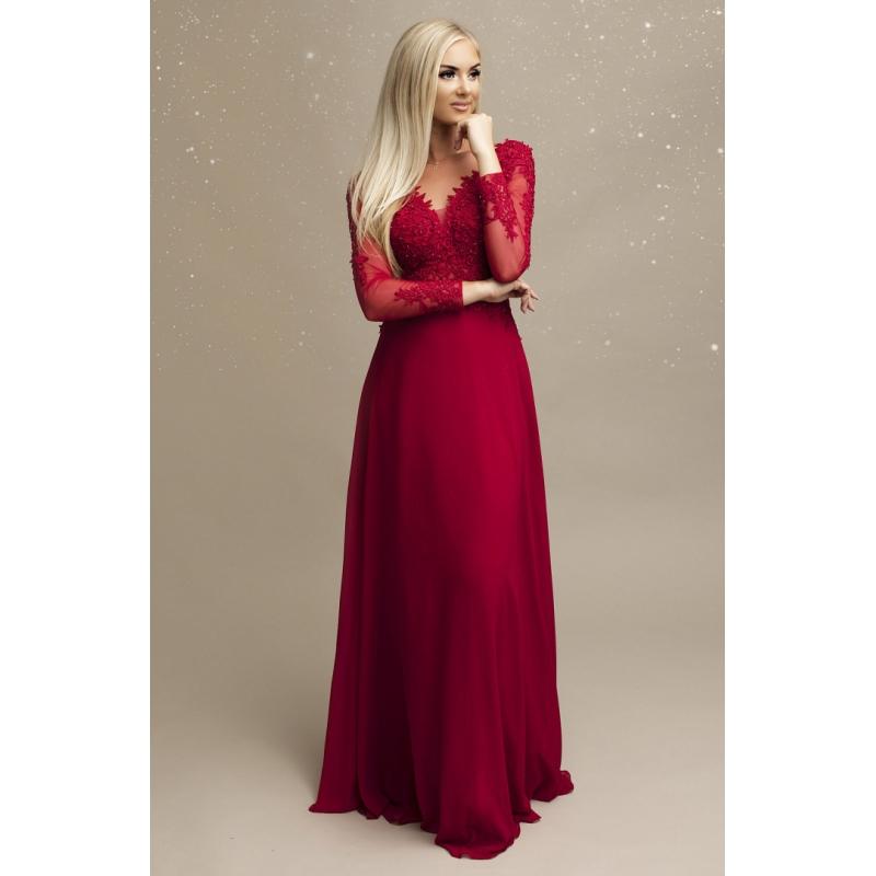 Rosa kjole SENAT PINK 67005-3 Yourstyle