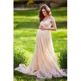 Airia graviditets kjole