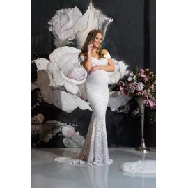 Heda graviditets kjole